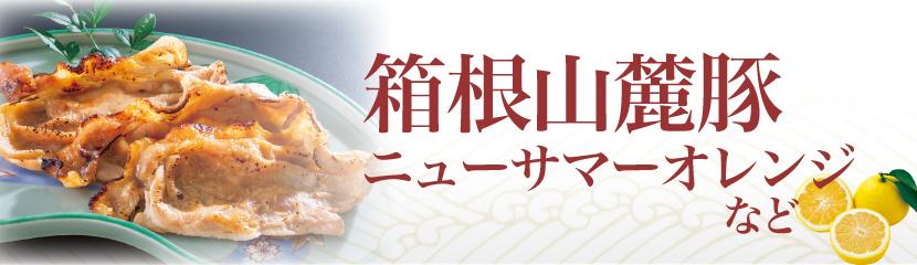箱根山麓豚などカテゴリ